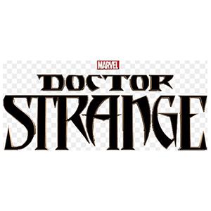 Doctor Strange logo