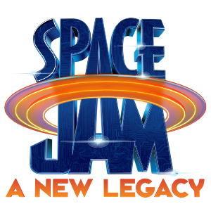 Space Jam the New Legacy logo