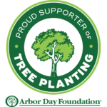 Arbor Day Tree Planting Supporter Badge