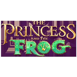 Princess and the Frog logo