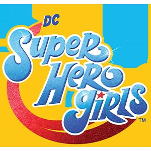 DC Super Hero Girls logo